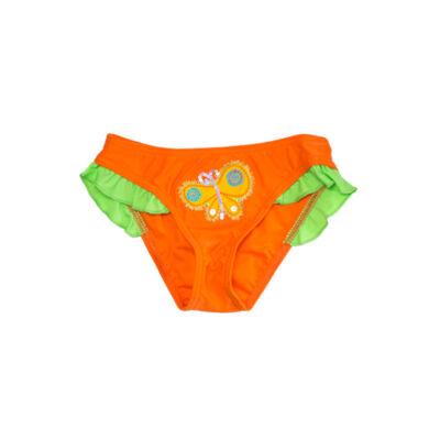 Narancssárga lepkés fürdőbugyi