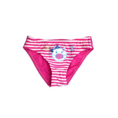Pink cicás fürdőbugyi - flitteres