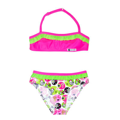 Pink madaras bikini