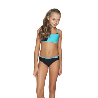 Türkiz sportos bikini
