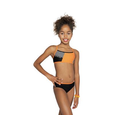 Narancssárga sportos bikini