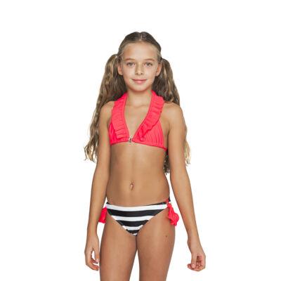 Piros fodros bikini