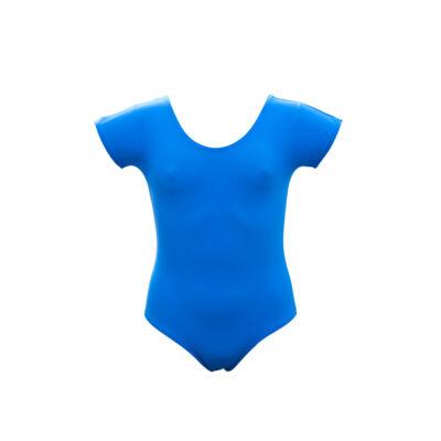 Kék lány tornaruha