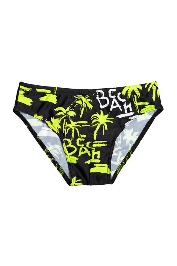Zöld pálmafás fiú úszó - Fiú úszó  cf0ab116ea