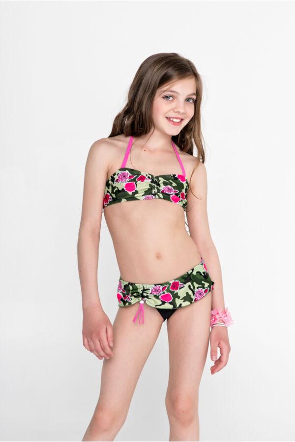 f444272dc6 Terepmintás virágos bikini