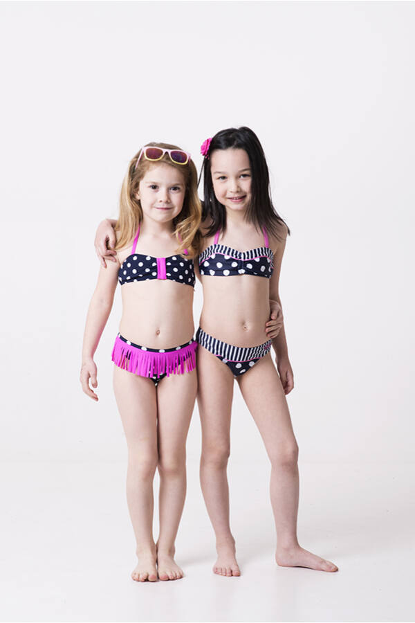 1e6d809b8 Pöttyös-csíkos bikini